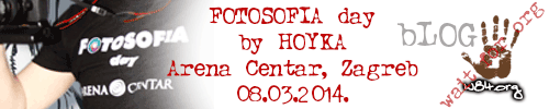 fotosofia day by Damir Hoyka Arena Centar