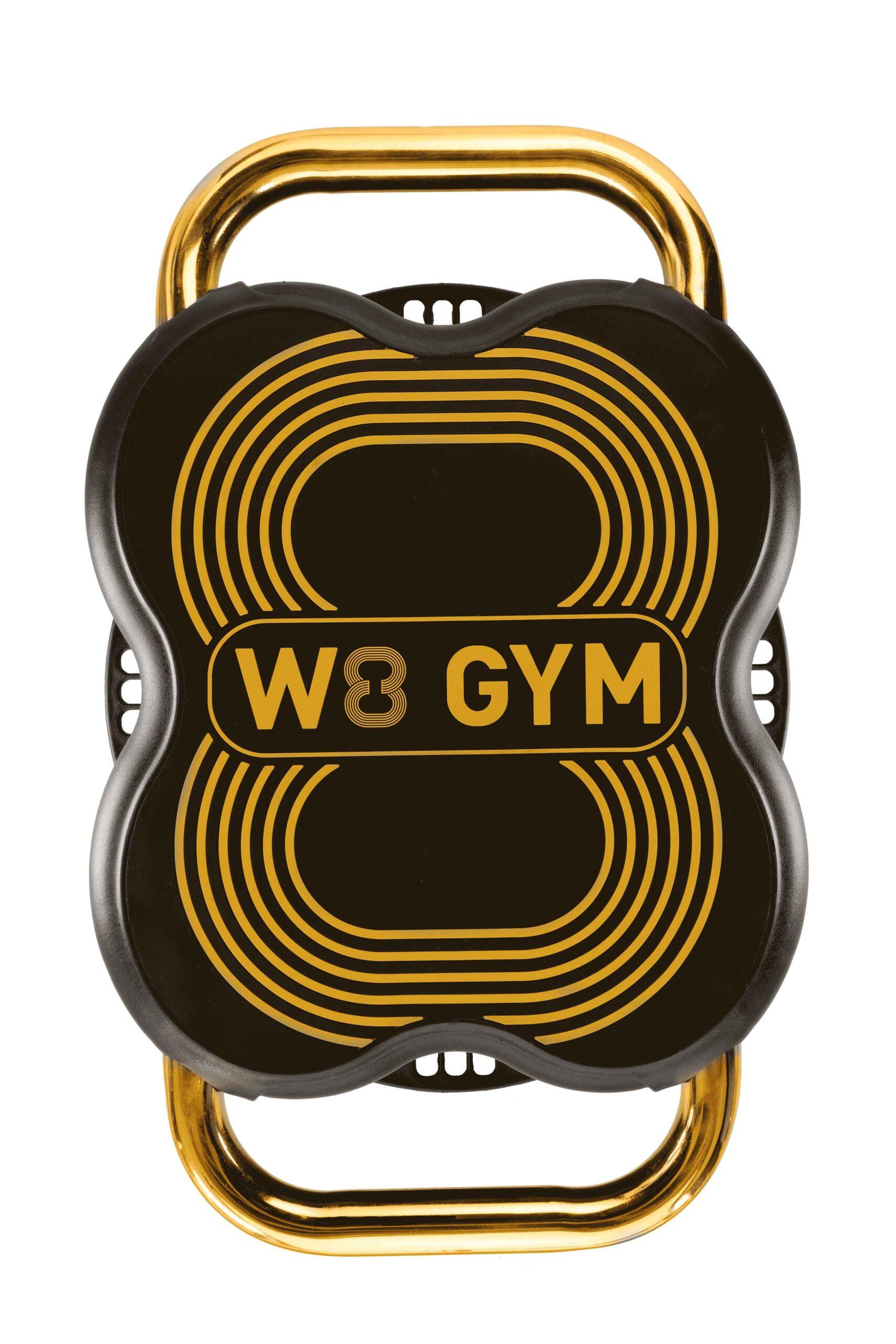 W8 GYM Gold Limited Edition