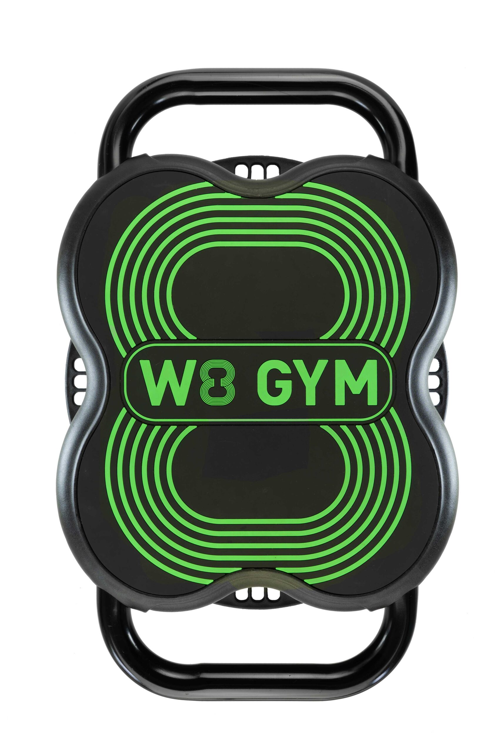 W8 GYM Dynamic Green