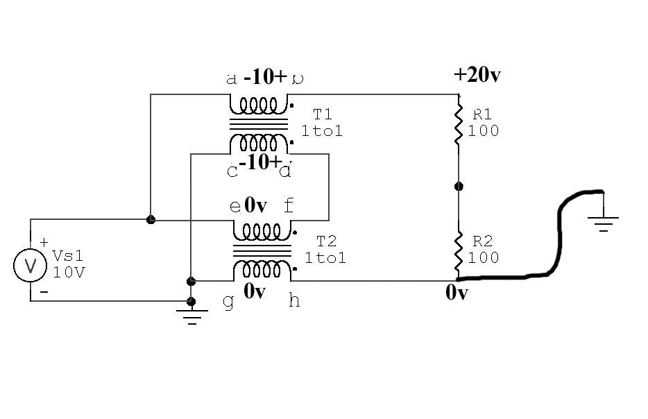 4:1 balun design and operation