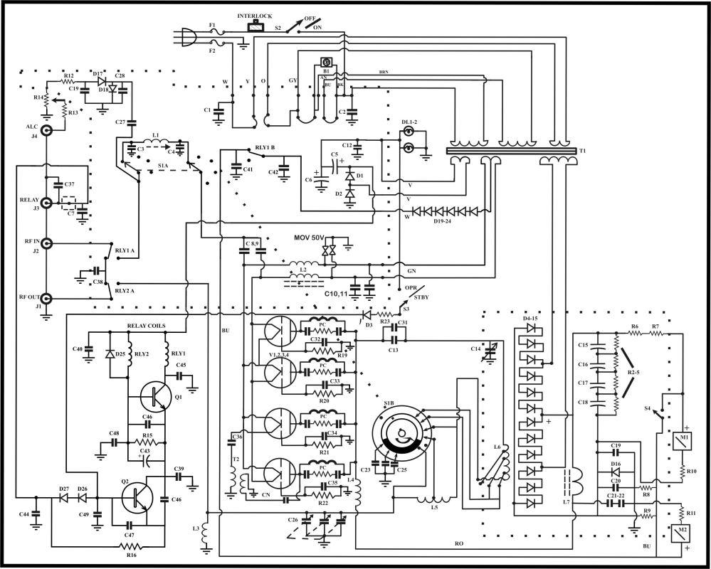 medium resolution of al811h schematic latest revision modifications