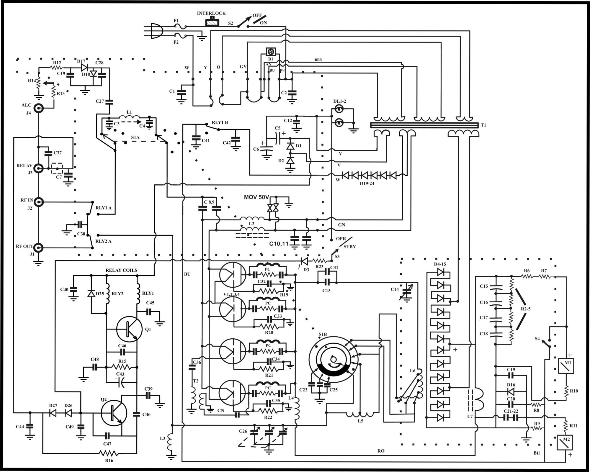 hight resolution of al811h schematic latest revision modifications