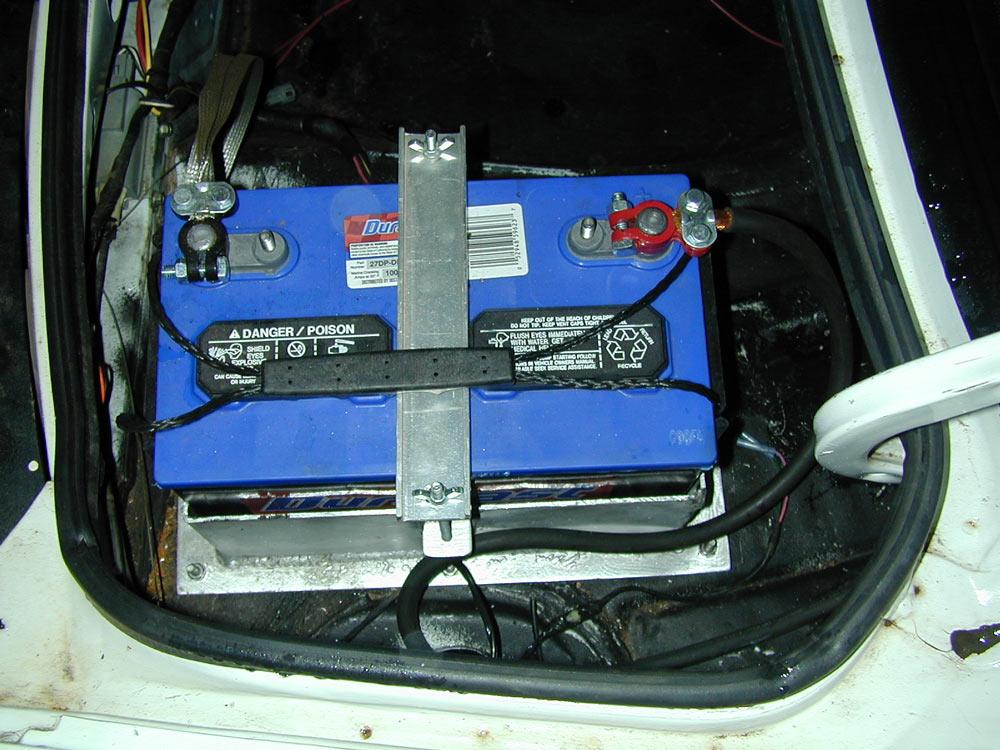 Marine Wiring Batteries In Parallel