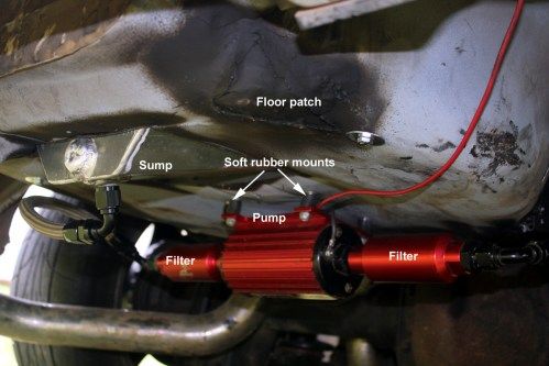 small resolution of foxbody braided fuel line routing ford mustang forums 2006 mustang fuel pump diagram