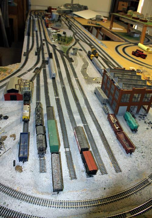 small resolution of ho gauge track wiring