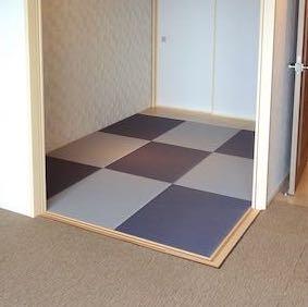 セキスイ美草 MIGUSAで製作するサイズオーダー畳