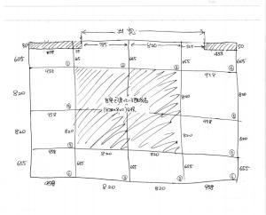 既存の畳を再利用して、新たにサイズオーダー畳を作る