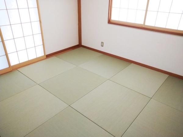 新しい琉球畳