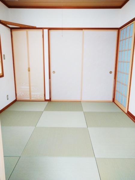新しい琉球畳 2