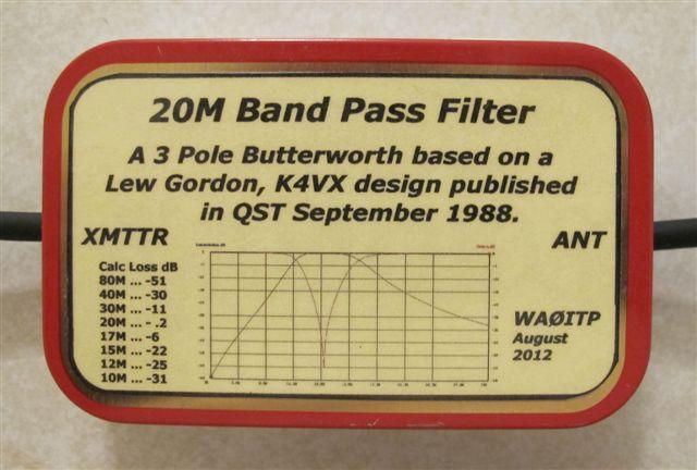 Speech Filter Circuit Band Pass Filter Circuit