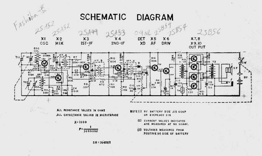 First Am Radio Circuit Diagram, First, Free Engine Image