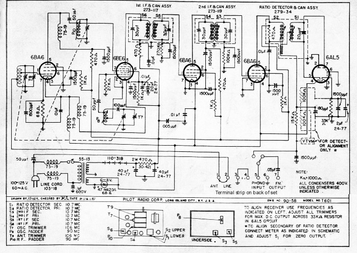 deemphasis circuit