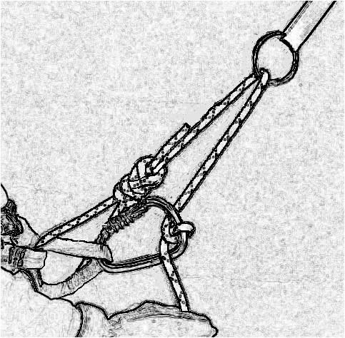 Self Reacue Ropes