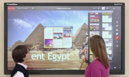 Une collaboration efficace avec un écran interactif Android Infocus