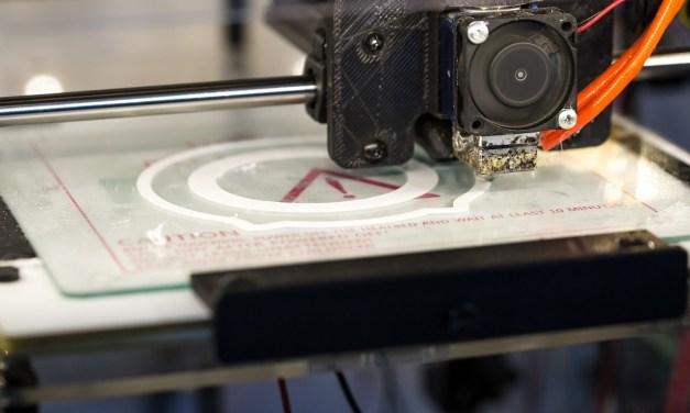 L'impression 3D collabore avec le backscattering