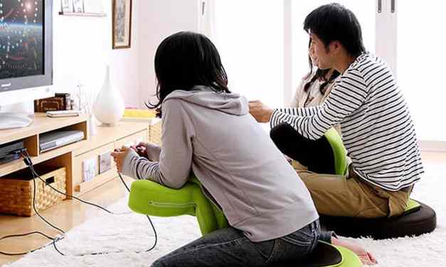 Buddy, la nouvelle chaise gaming made in Japan !