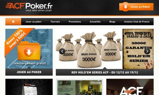 Acfpoker.fr