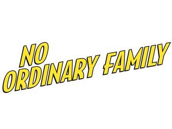 No ordinary family
