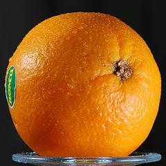 Comment éplucher une orange ?