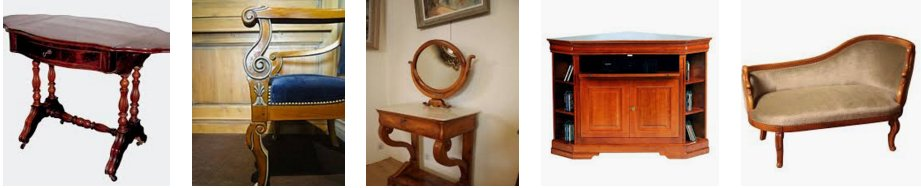 mobilier style louis philippe