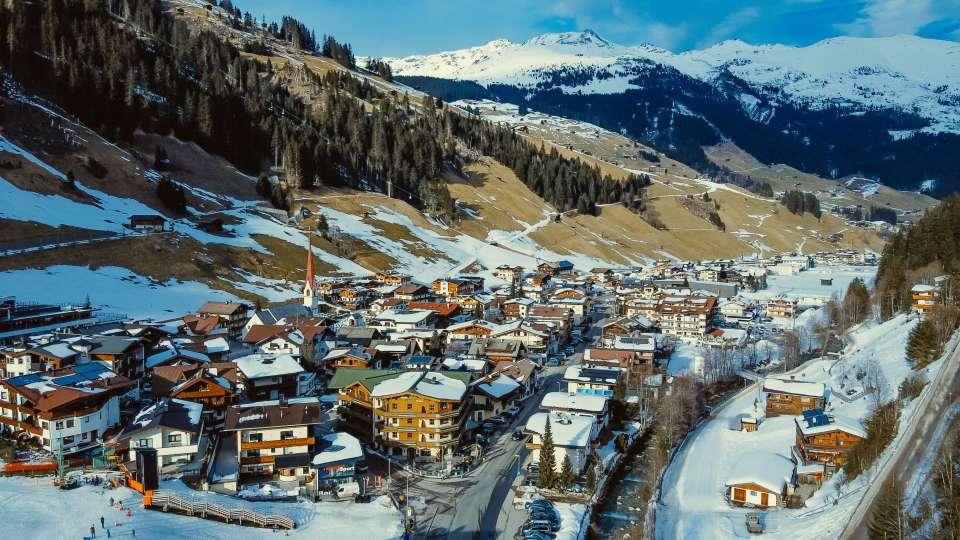 dorp lanersbach drone