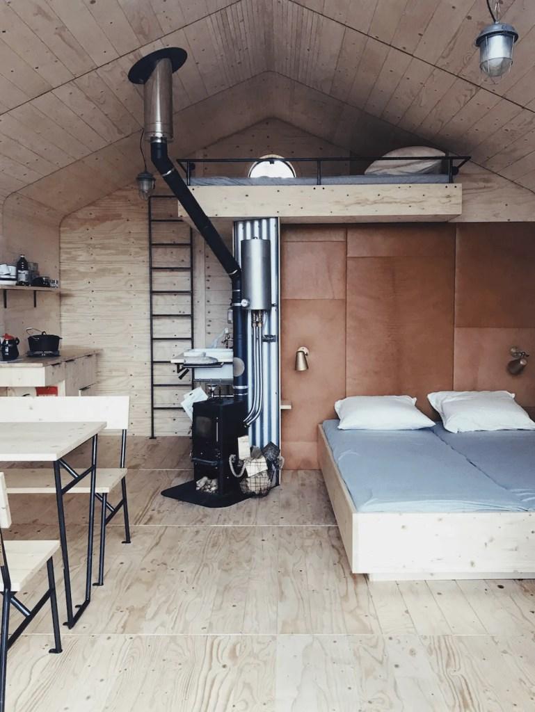 cabiner binnenkant