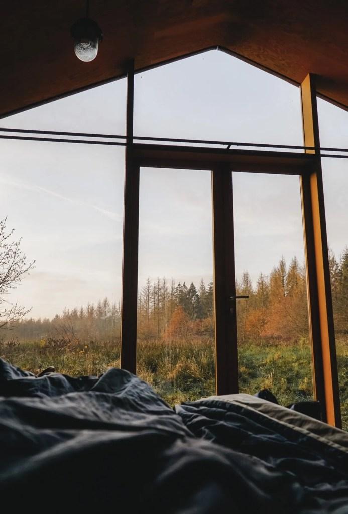 wakker worden in de wildernis