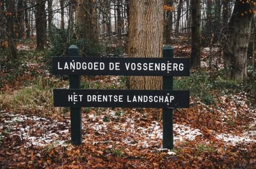 landgoed de vossenberg wijster