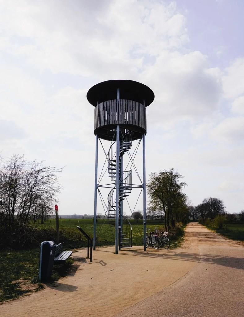 uitkijktoren reestdal