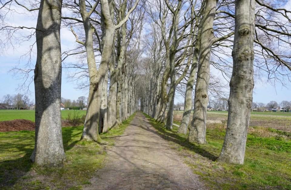 route van geluk Meppel