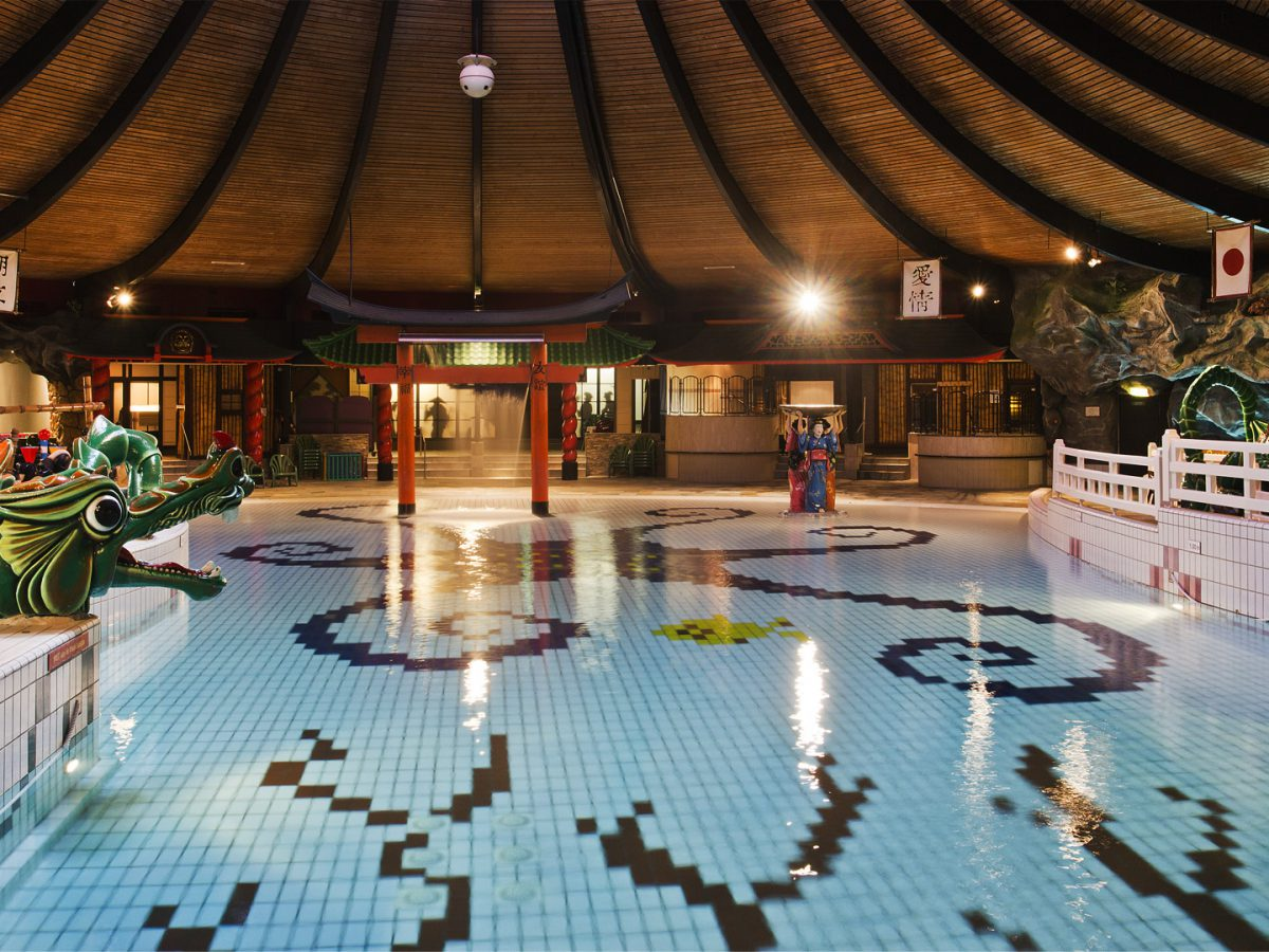 Subtropische Zwembaden Drenthe