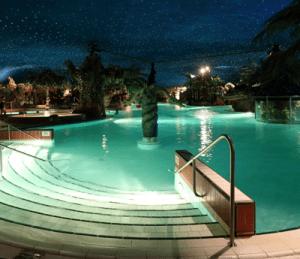 Subtropisch Zwembad Overijssel Preston Palace In Twente