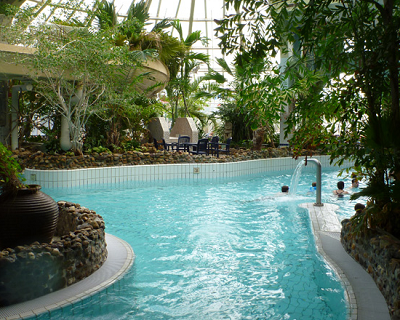 Vakantieparken Met Subtropisch Zwembad Port Zelande
