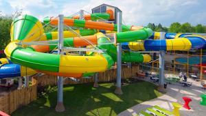 Subtropisch Zwembad Overijssel Waterpark Aqua Mexicana