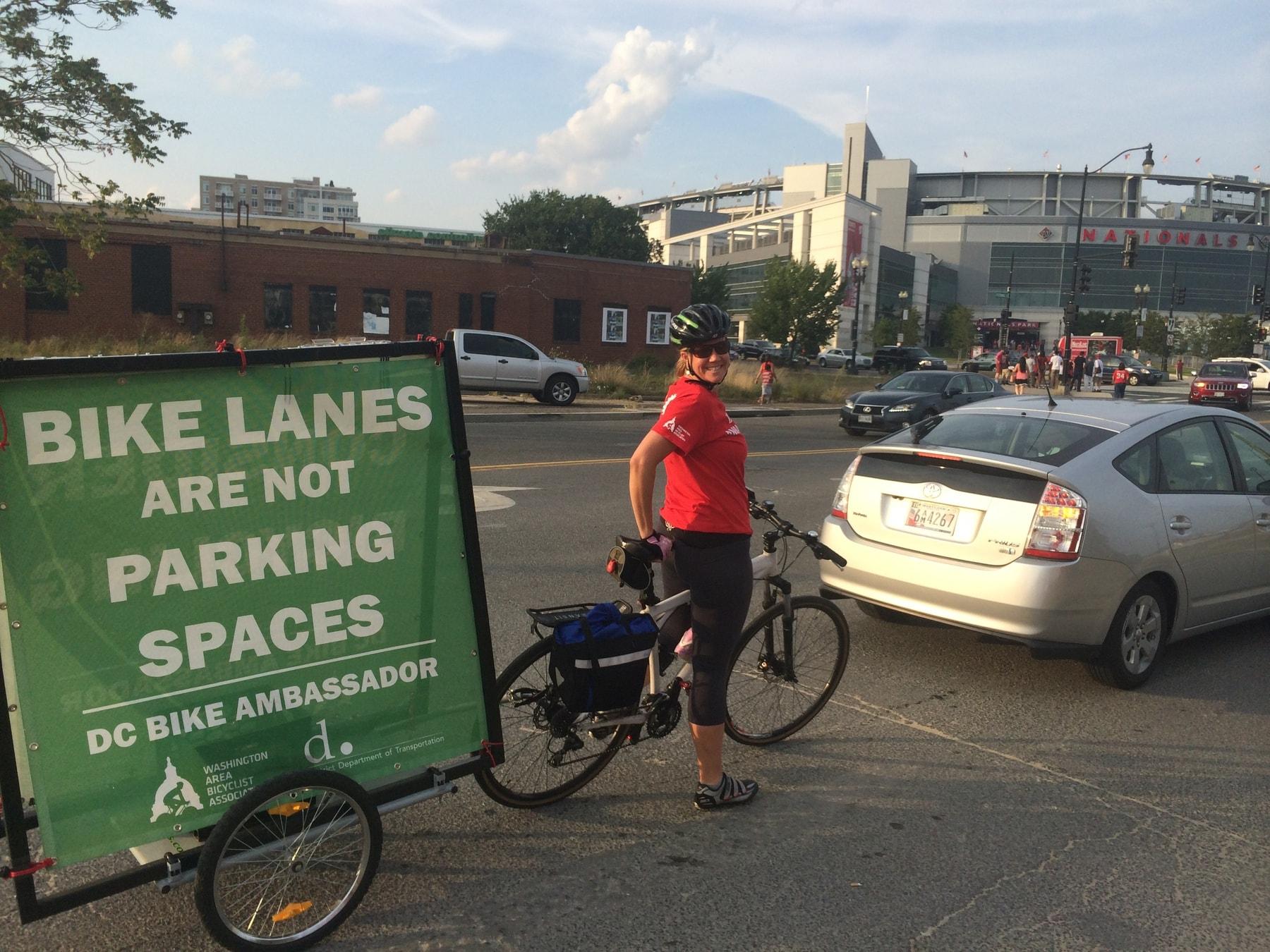 Blog Washington Area Bicyclist Association Advocacy And - Washington dc bike lane map