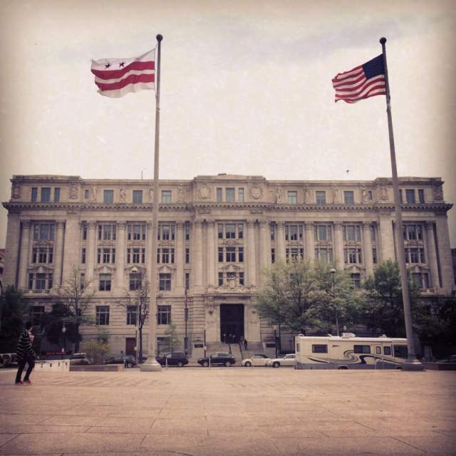 John A. Wilson Building, Washington, DC