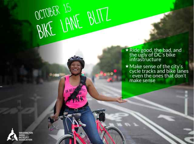 bike lane blitz