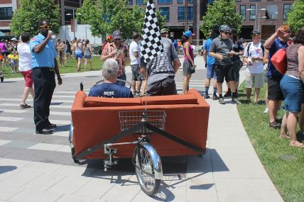 Tdf Couch Bike