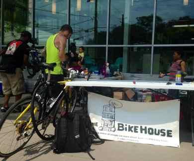 The Bike House