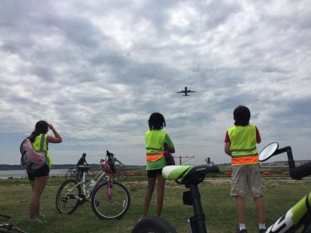 Bike Camp 2016 Gravelly Point