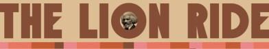 Lion Ride banner