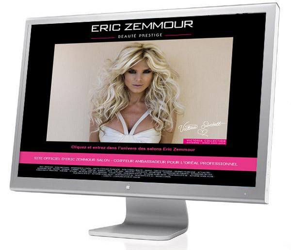 Eric Zemmour site internet flex agence wacan