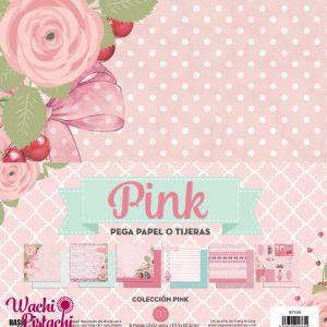 Stack Pink - Elena Roche