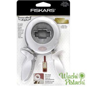 Troqueladora lengüeta (Ed. especial Teresa Collins) - Fiskars