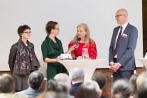 Elisabeth Freytag-Rigler, 22.02.2016 Eröffnung und Keynotes