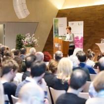 Sigrid Stagl, 22.02.2016 Eröffnung und Keynotes