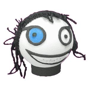 Goth Antenna Ball