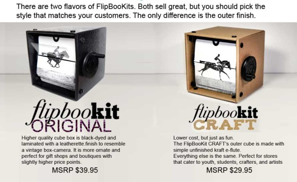 Which FlipBooKit fits in my store?