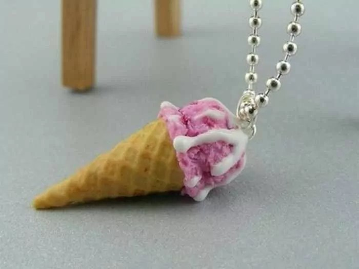 Funny Pendants and earrings in the form of food – Part 2 -22