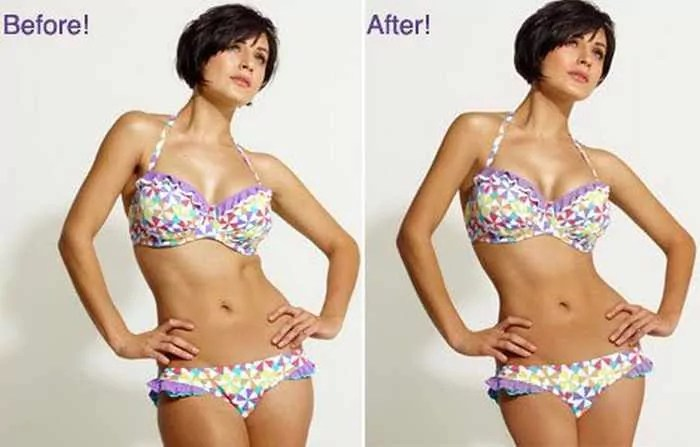 26 Celebrities Before & After Photoshop Will Blow Your Mind -05